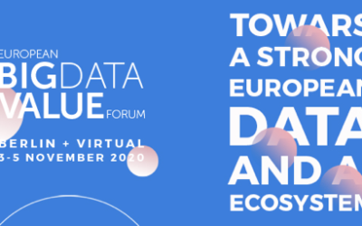 INTRODUCING THE DDI FRAMEWORK AT THE EUROPEAN BIG DATA VALUE FORUM